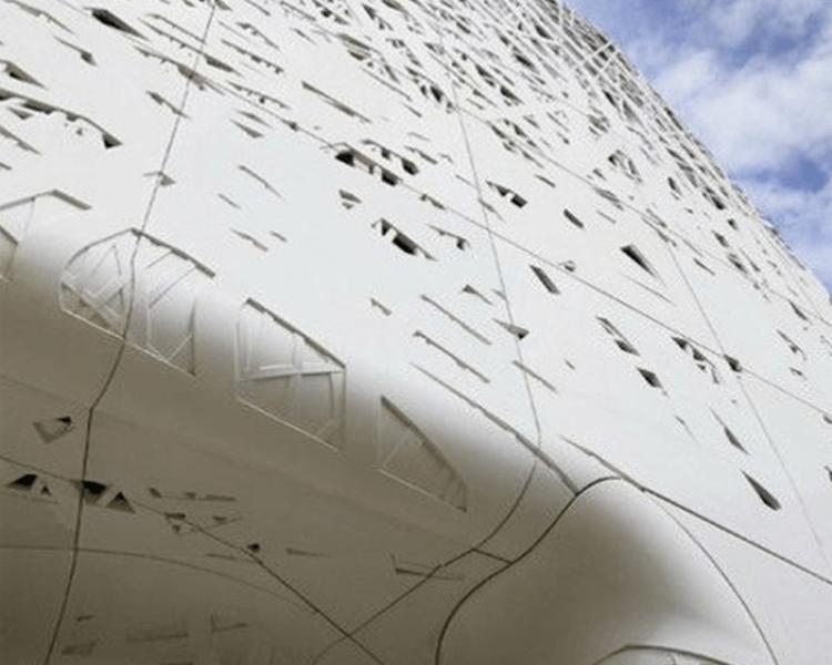 Cam Elyaf Takviyeli Beton – GRC