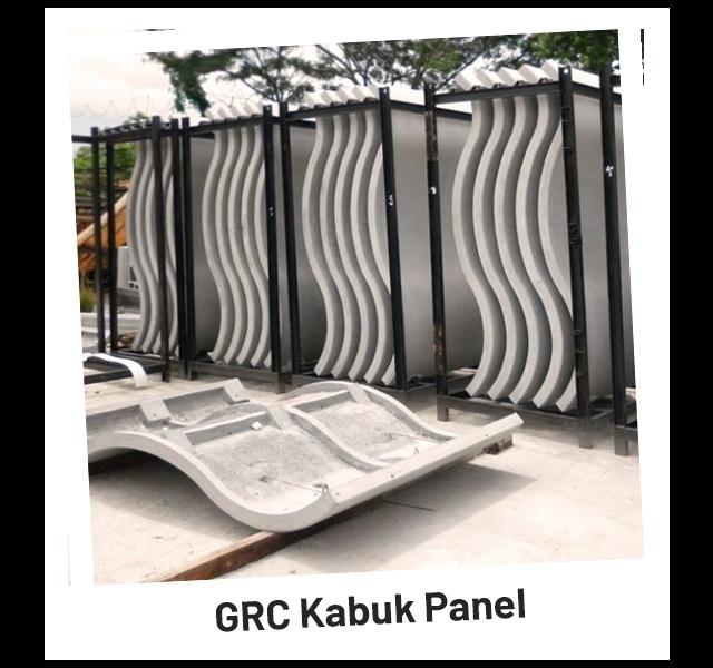 GRC Kabuk Panel