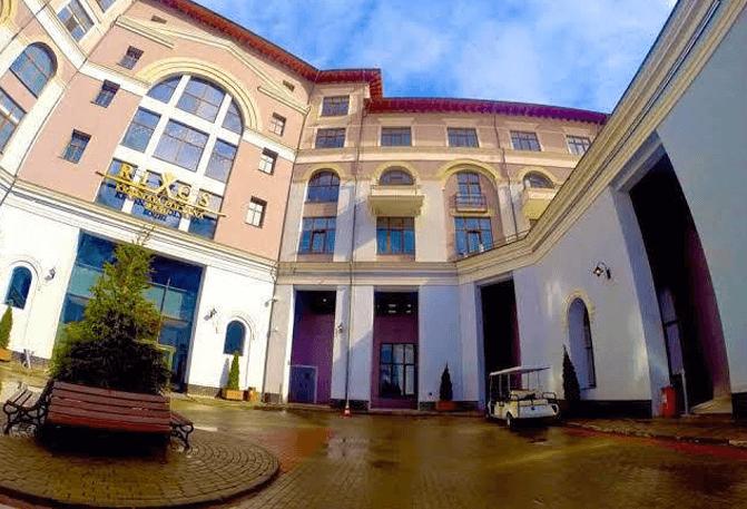 Rixos Hotel Krasnaya Polyana Sochi/Rusya