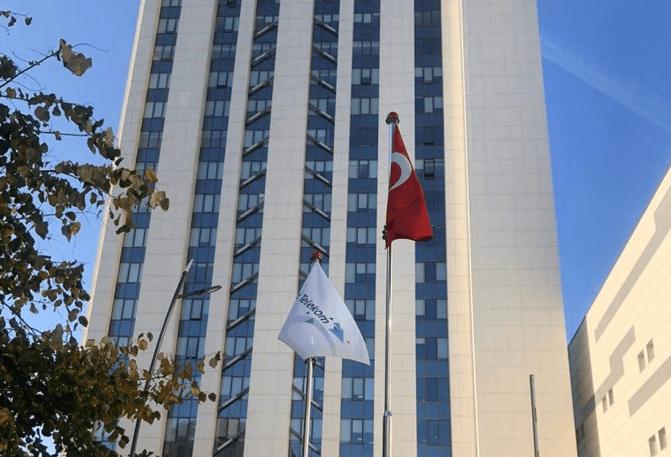 Türk Telekom İstanbul Levent Genel Müdürlük Binası