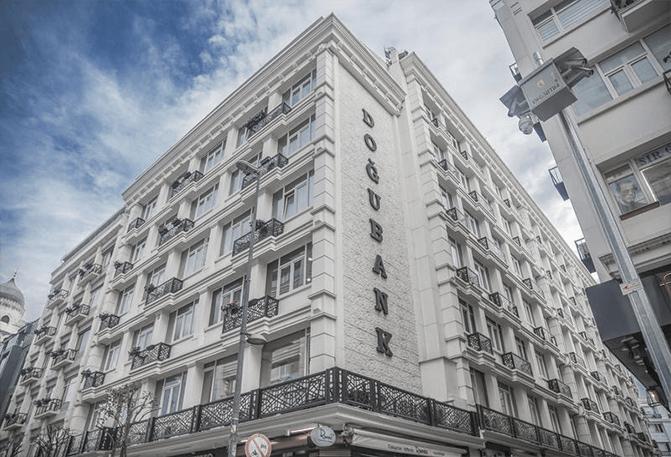 İstanbul Doğu Bank İş Hanı