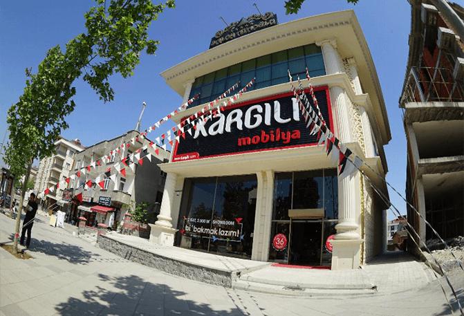 İstanbul Kargılı Mobilya
