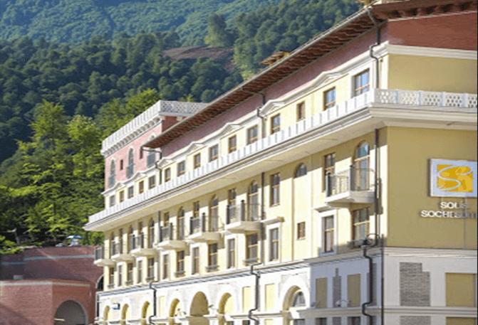 Rafisson Hotel Sochi Rusya