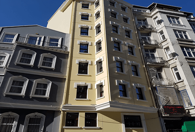 Taksim Levantel Otel